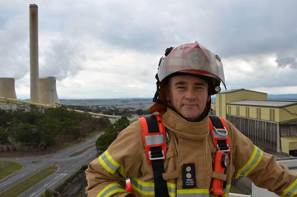Gavin Parker Bushfire